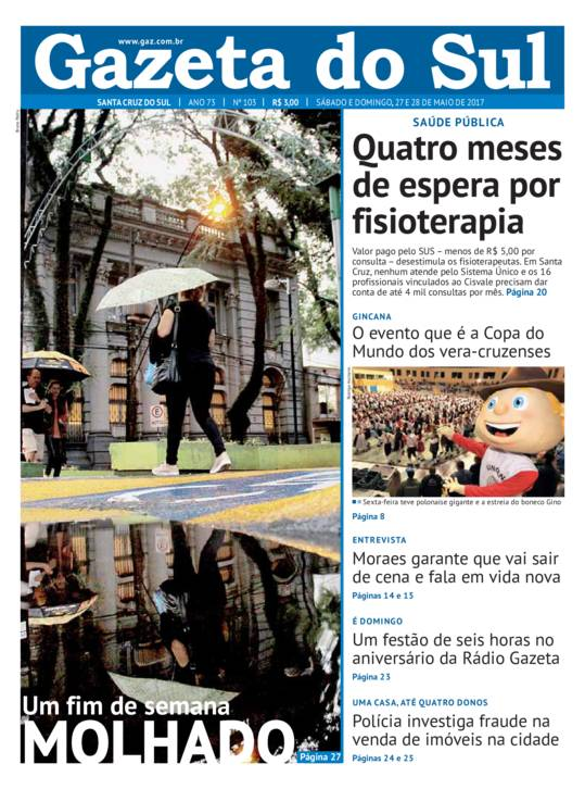 Jornal Gazeta do Sul